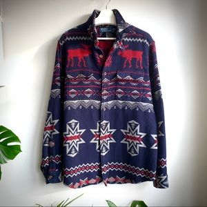 Polo by Ralph Lauren moose graphic button down
